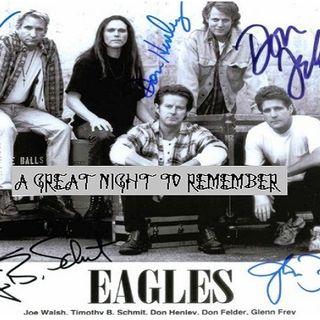 LOS EAGLES EN CONCIERTO recordando a Glenn Frey