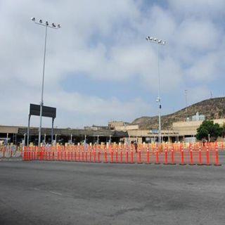México y EUA restringen cruce fronterizo