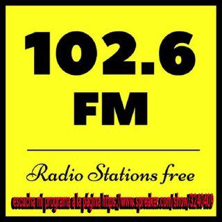 102.6 FM Tipos De Músicas