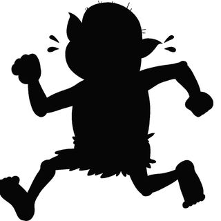 Troll - Junger Troll weckt das Tier im Menschen