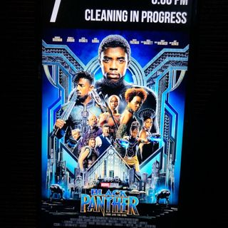 The movie Black Panther pt1