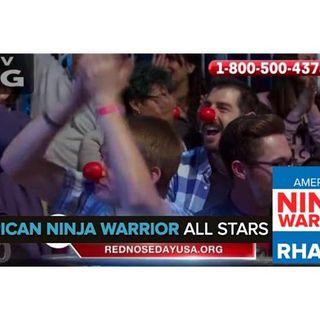 American Ninja Warrior 2017 | Celebrity Special