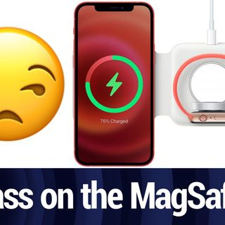 Pass on Apple's MagSafe Duo Charger | TWiT Bits