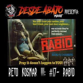 Reto Kosnar S03E17- Rabid