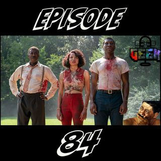Episode 84 (Lovecraft Country Season 2 Black Panther: Wakanda Forever, and more)
