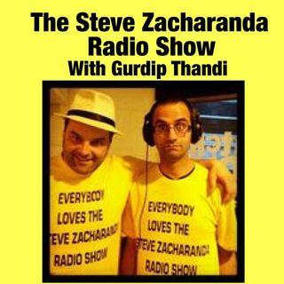 Steve zacharanda Radio Show