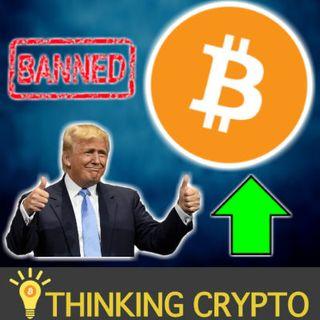 TRUMP TO BAN OR PUMP BITCOIN? Crypto Alt Season - BlackRock CEO XRP Use Case