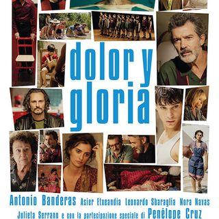"""Diari di Cineclub """" DOLOR Y GLORIA """" recensione di Maria Rosaria Capozzi"""