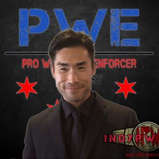 Ring Announcer Josh Shibata Pro Wrestling Enforcer Podcast Interview