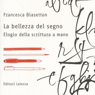 """Francesca  Biasetton """"La bellezza del segno"""""""