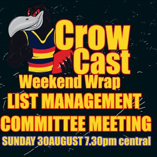 CrowCast Weekend Wrap 2020 - List Management Special