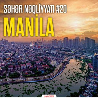 Şəhər nəqliyyatı #20 - Manila