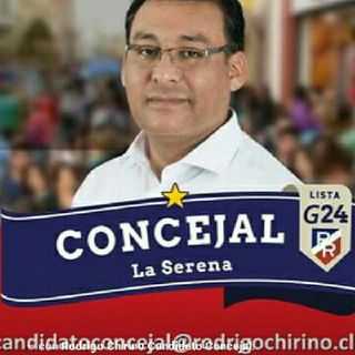 Rodrigo Chirino Candidato L/S G-24