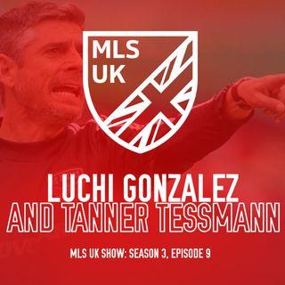 S3 Episode 9: Luchi Gonzalez and Tanner Tessmann