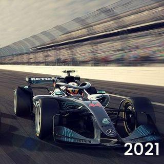 #1.  Формула 1. Старт сезона 2021