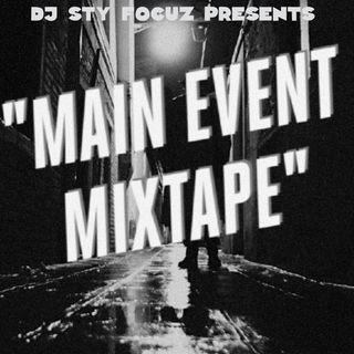 Episode 154 - The Main Event Mixtape