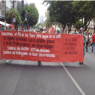 SITUAM pide no participar movilización de esta tarde