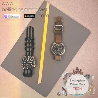 Episode 46: AnaLOG Tech & Time