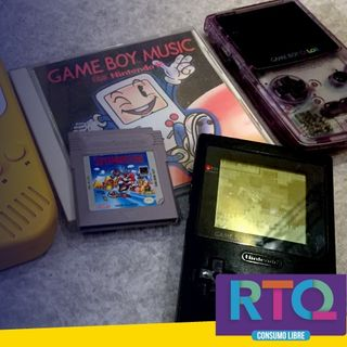 182 -  Game Boy 30 Aniversario