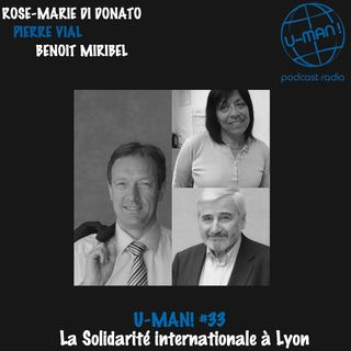 U-MAN! #33 - La Solidarité internationale à Lyon