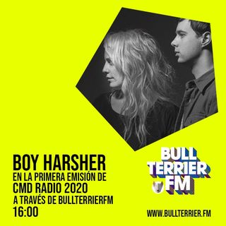 CMD Radio Temporada 2. Especial: Boy Harsher