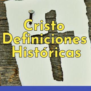 Cristo, definiciones históricas