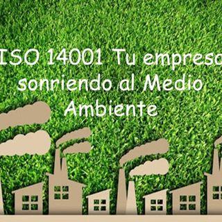 ISO 14001 Tu empresa sonriendo al medio ambiente