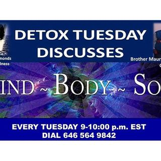 Detox Tuesday With Sister Michelle Edmonds