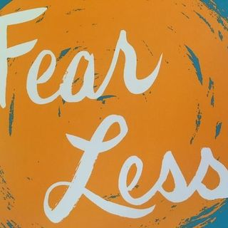 FEAR-Less: Timeless wisdom for modern worries