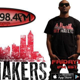 Atlanta Hit Makers - Live From The A Fridays