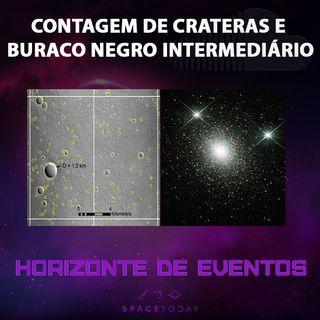 Horizonte de Eventos - Episódio 19 - Contagem de Crateras E Buraco Negro Intermediário