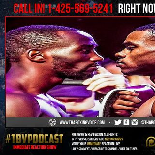 "🔴ESPN Take Shots at Top Rank⁉️""Haymon Isn't On Twitter"" Spence vs Crawford🇺🇸"
