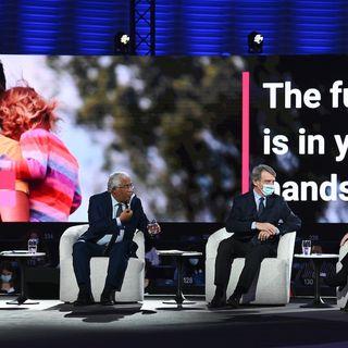Cerimonia inaugurale Conferenza sul Futuro dell'Europa