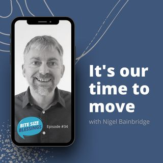 It's our time to move