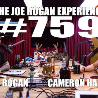 #759 - Cameron Hanes
