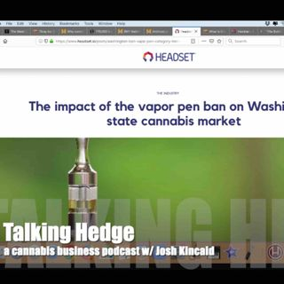 Discounted Vape Sales Sky High. Interview with Rob Hindrix (2019)