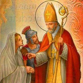 Santos Cirilo y Metodio y San Valentín