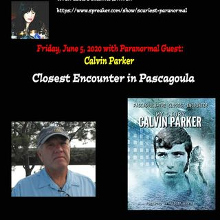 Calvin Parker and The Alien Abduction of Pascagoula