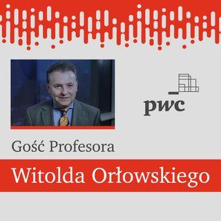 Gość prof. Witolda Orłowskiego