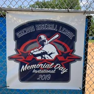 Garwood Baseball Memorial Day Invitational Finals: Cranford vs. Mountainside
