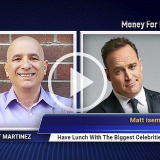Matt From Doctor to Comedian, Matt Iseman's Journey to Overnight Success!
