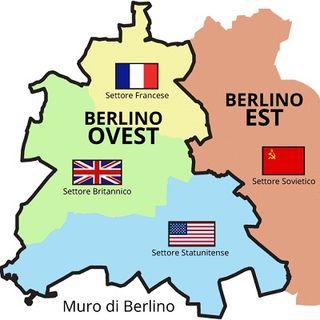 La drammatica storia del muro di Berlino