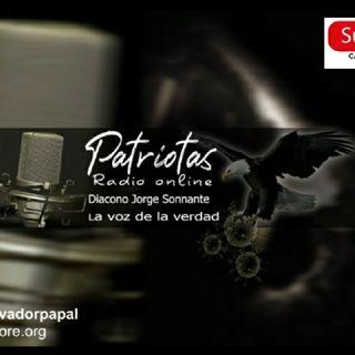 RADIO PATRIOTAS -DIACONO JORGE SONNANTE