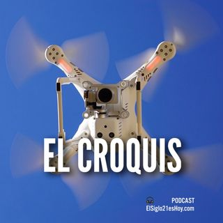 Croquis de accidentes con #Dron
