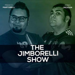 The Jimborelli Show 59: Martorelli Show
