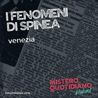 I fenomeni di Spinea, Venezia