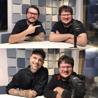 Antenados #88 - Entrevista com Pe Lanza e Ricardo dos Anjos