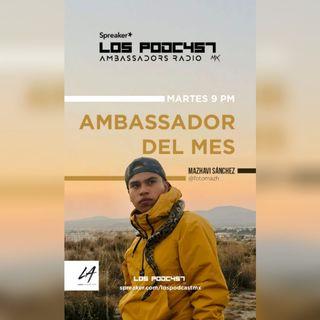 01 AMBASSADOR DEL MES | Mazhavi Sánchez