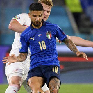 Italia, gol e spensieratezza