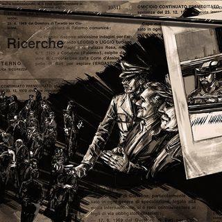 L'anonima sequestri del boss Luciano Leggio